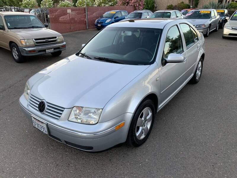 2004 Volkswagen Jetta for sale at C. H. Auto Sales in Citrus Heights CA