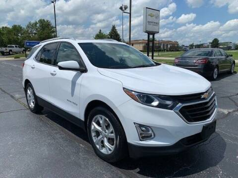 2019 Chevrolet Equinox for sale at Dunn Chevrolet in Oregon OH