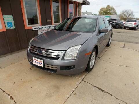 2007 Ford Fusion for sale at Autoland in Cedar Rapids IA