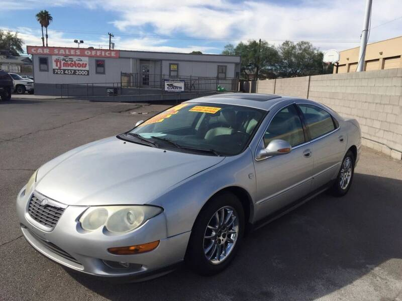 2004 Chrysler 300M for sale at TJ Motors in Las Vegas NV