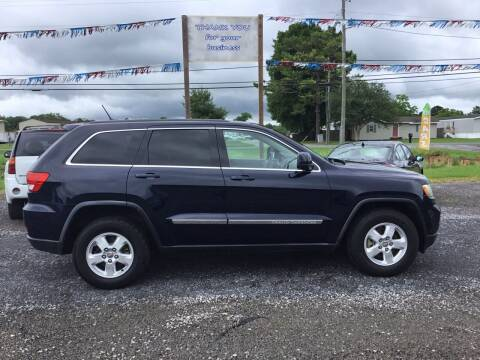 2012 Jeep Grand Cherokee for sale at Affordable Autos II in Houma LA