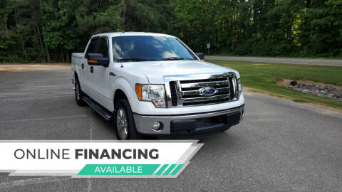 2013 Ford F-150 for sale at York Motor Company in York SC