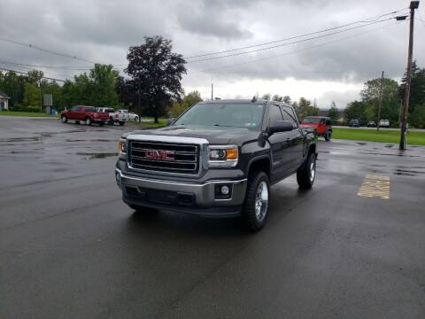 2015 GMC Sierra 1500 for sale at Greens Auto Mart Inc. in Wysox PA