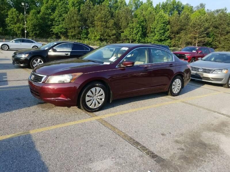 2009 Honda Accord for sale at Fletcher Auto Sales in Augusta GA