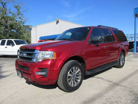 2015 Ford Expedition EL for sale at Quality Investments in Tyler TX