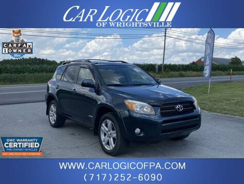 2008 Toyota RAV4 for sale at Car Logic in Wrightsville PA