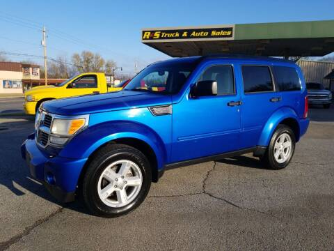 2007 Dodge Nitro for sale at R & S TRUCK & AUTO SALES in Vinita OK