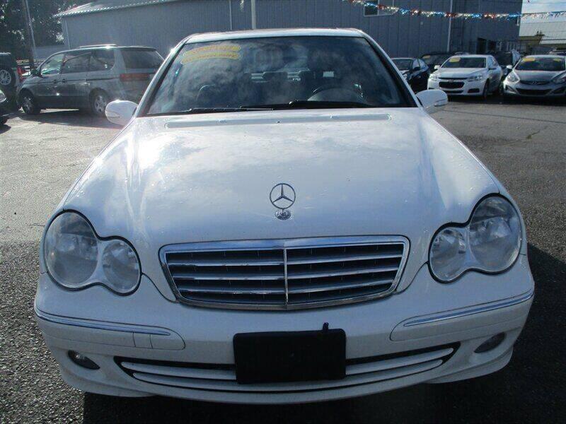 2006 Mercedes-Benz C-Class for sale at GMA Of Everett in Everett WA