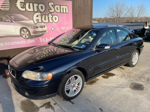 2007 Volvo S60 for sale at Euro Auto in Overland Park KS