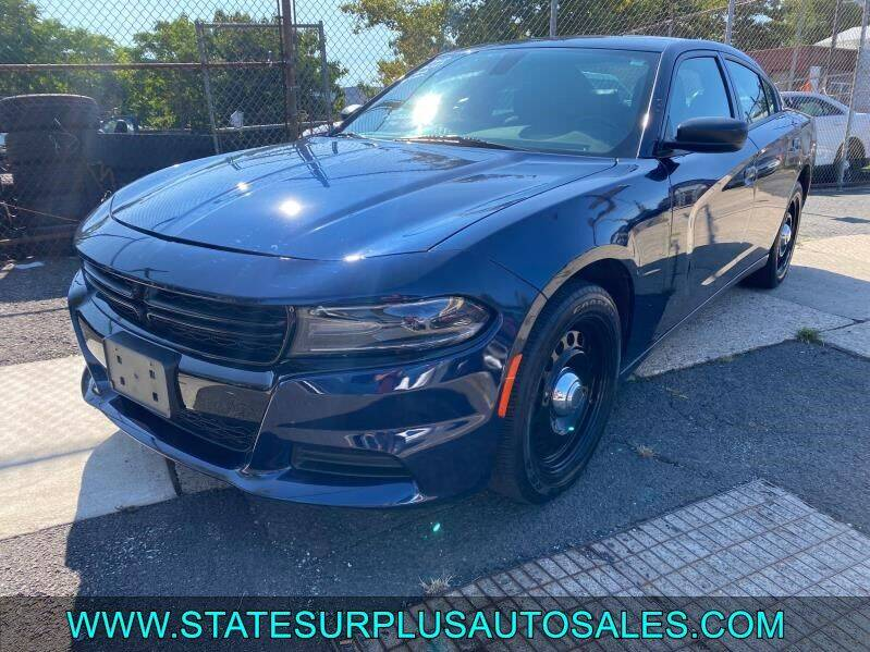 2017 Dodge Charger for sale at State Surplus Auto in Newark NJ