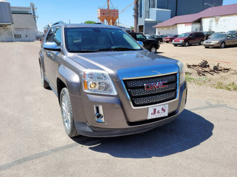 2010 GMC Terrain for sale at J & S Auto Sales in Thompson ND