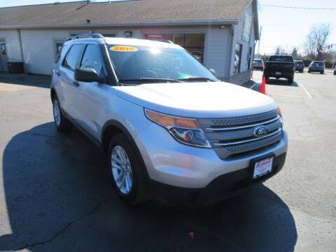 2015 Ford Explorer for sale at Tri-County Pre-Owned Superstore in Reynoldsburg OH
