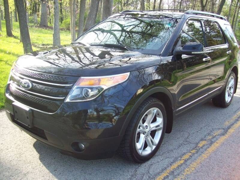 2012 Ford Explorer for sale at Edgewater of Mundelein Inc in Wauconda IL