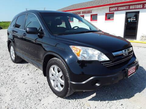2008 Honda CR-V for sale at Sarpy County Motors in Springfield NE