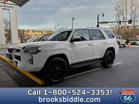 2014 Toyota 4Runner for sale at BROOKS BIDDLE AUTOMOTIVE in Bothell WA