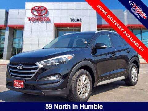 2018 Hyundai Tucson for sale at TEJAS TOYOTA in Humble TX