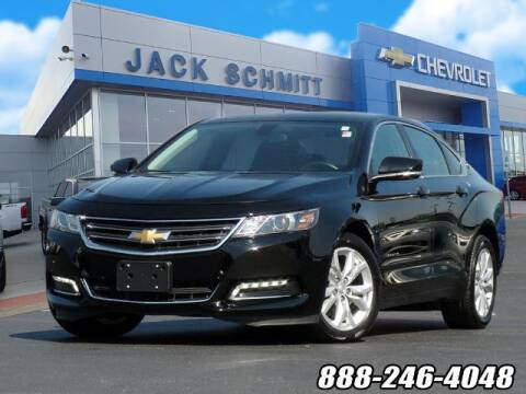 2020 Chevrolet Impala for sale at Jack Schmitt Chevrolet Wood River in Wood River IL