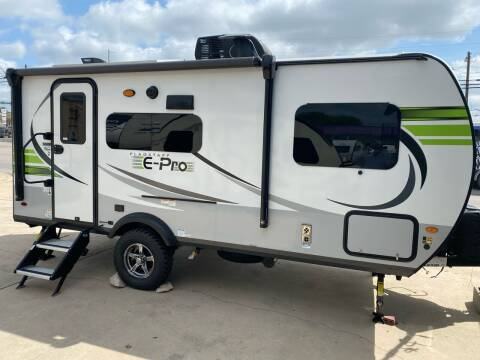 2021 Forest River EPRO19FBS for sale at ROGERS RV in Burnet TX