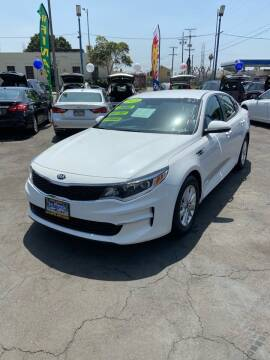 2018 Kia Optima for sale at LA PLAYITA AUTO SALES INC - 3271 E. Firestone Blvd Lot in South Gate CA