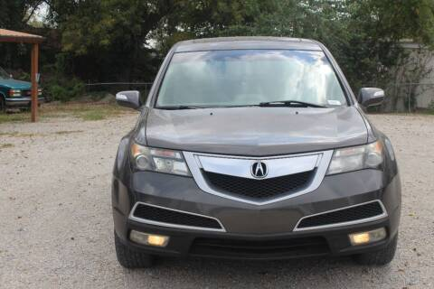 2012 Acura MDX for sale at Bailey & Sons Motor Co in Lyndon KS