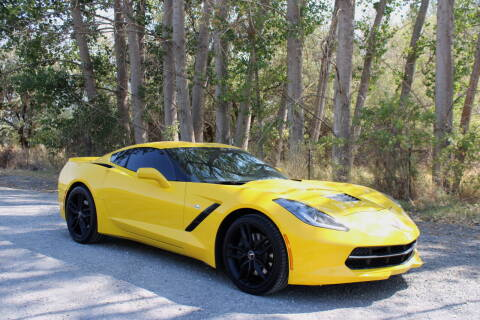 2014 Chevrolet Corvette for sale at Northwest Premier Auto Sales in West Richland WA