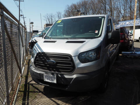 2016 Ford Transit Passenger for sale at Scheuer Motor Sales INC in Elmwood Park NJ