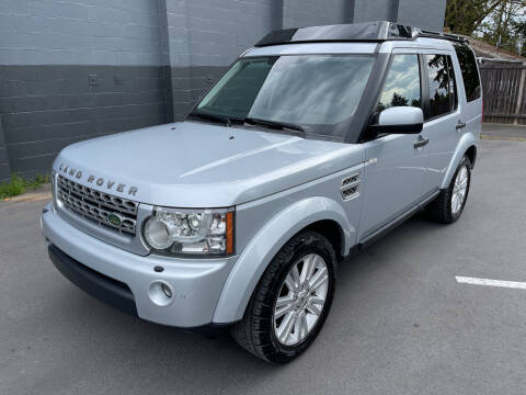 2010 Land Rover LR4 for sale at APX Auto Brokers in Lynnwood WA