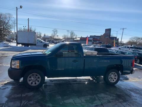 2012 Chevrolet Silverado 1500 for sale at Autoplex Milwaukee in Milwaukee WI