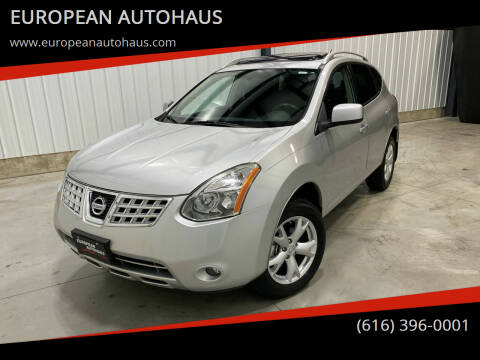 2009 Nissan Rogue for sale at EUROPEAN AUTOHAUS in Holland MI