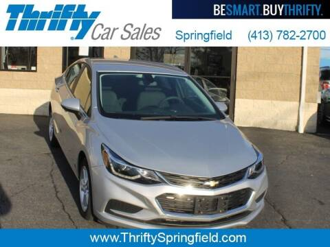 2017 Chevrolet Cruze for sale at Thrifty Car Sales Springfield in Springfield MA