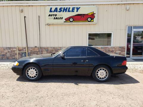 1997 Mercedes-Benz SL-Class for sale at Lashley Auto Sales in Mitchell NE