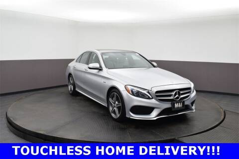 2015 Mercedes-Benz C-Class for sale at M & I Imports in Highland Park IL