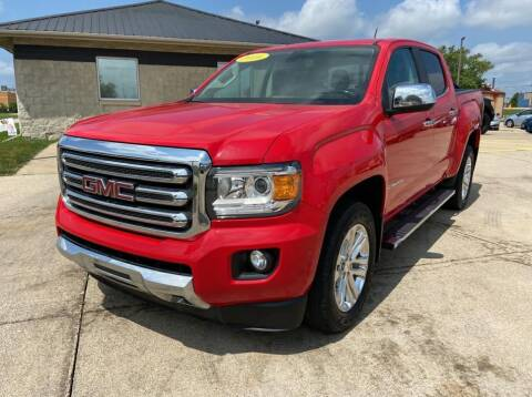 2016 GMC Canyon for sale at Auto House of Bloomington in Bloomington IL