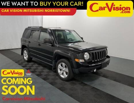 2016 Jeep Patriot for sale at Car Vision Mitsubishi Norristown in Norristown PA