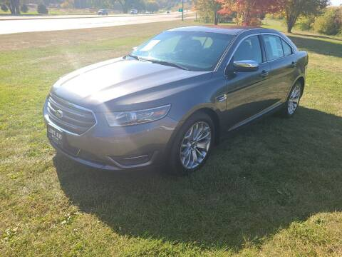 2015 Ford Taurus for sale at Lewis Blvd Auto Sales in Sioux City IA
