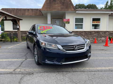 2013 Honda Accord for sale at Hola Auto Sales Doraville in Doraville GA
