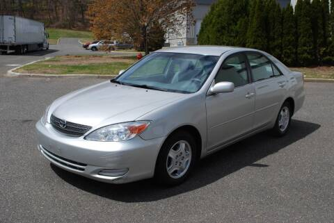 2002 Toyota Camry for sale at New Milford Motors in New Milford CT