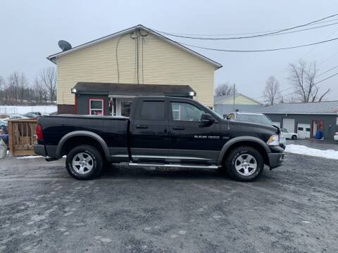 2012 RAM Ram Pickup 1500 for sale at PENWAY AUTOMOTIVE in Chambersburg PA