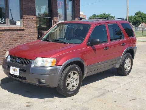 2003 Ford Escape for sale at CARS4LESS AUTO SALES in Lincoln NE