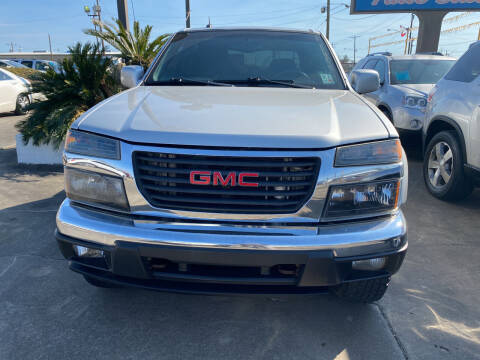 2012 GMC Canyon for sale at Bobby Lafleur Auto Sales in Lake Charles LA