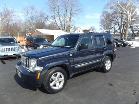 2008 Jeep Liberty for sale at Goodman Auto Sales in Lima OH