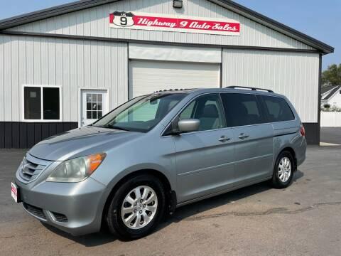 2009 Honda Odyssey for sale at Highway 9 Auto Sales - Visit us at usnine.com in Ponca NE