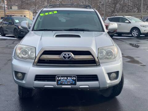 2007 Toyota 4Runner for sale at Lewis Blvd Auto Sales in Sioux City IA