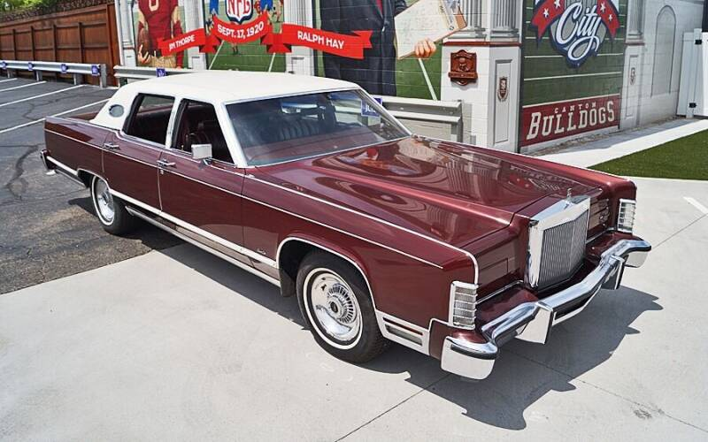 1978 Lincoln Town Car for sale in Canton, OH