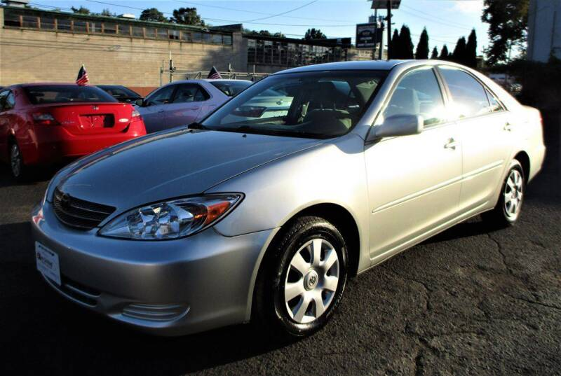2004 Toyota Camry for sale at Exem United in Plainfield NJ