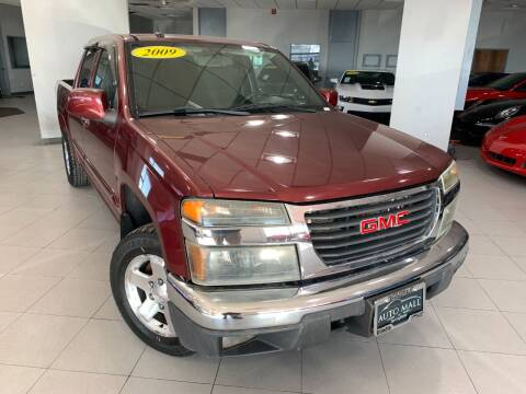2009 GMC Canyon for sale at Auto Mall of Springfield north in Springfield IL
