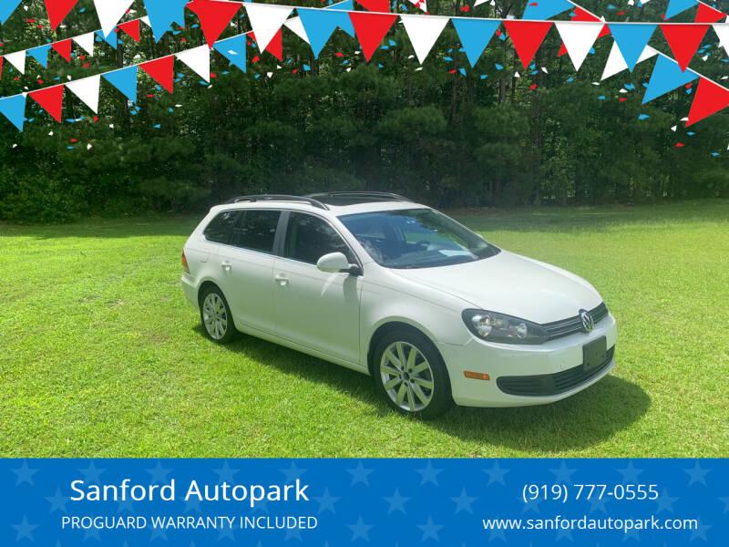 2013 Volkswagen Jetta for sale at Sanford Autopark in Sanford NC