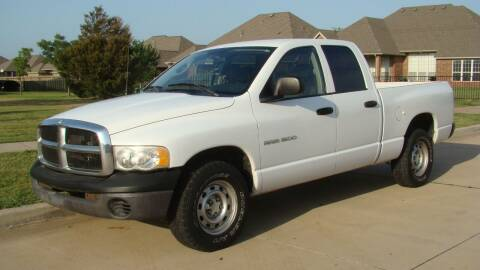 2005 Dodge Ram Pickup 1500 for sale at Red Rock Auto LLC in Oklahoma City OK