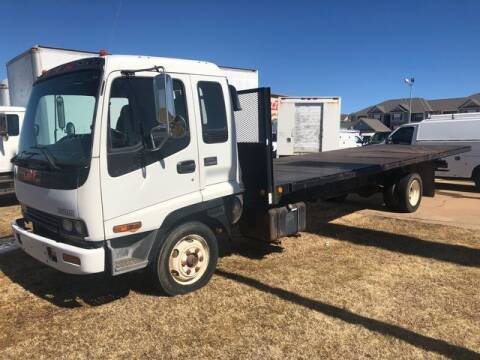 2004 GMC T5500 for sale at TRUCK N TRAILER in Oklahoma City OK
