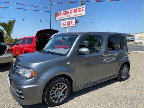 2011 Nissan cube for sale at Dealers Choice Inc in Farmersville CA